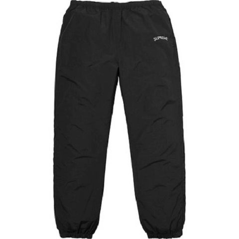 Supreme 17F/W Arc Track Pant Black