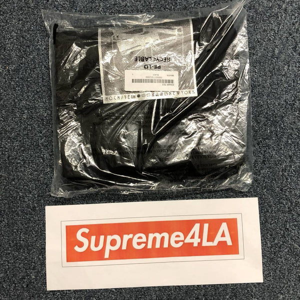 Supreme 18S/S Chair Tee Black