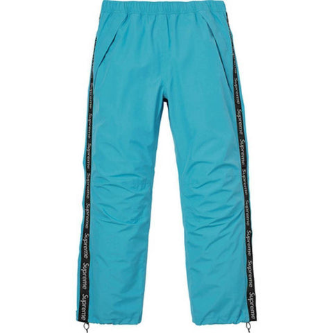 Supreme 17F/W Taped Seam Pant Teal