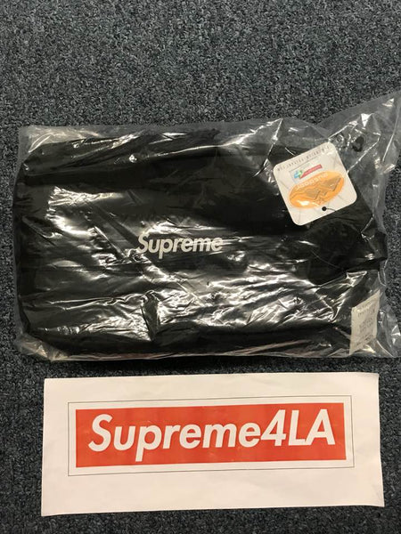 Supreme 18F/W Utility Bag Black