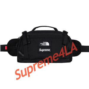 Supreme 18F/W The North Face® Expedition Waist Bag Black