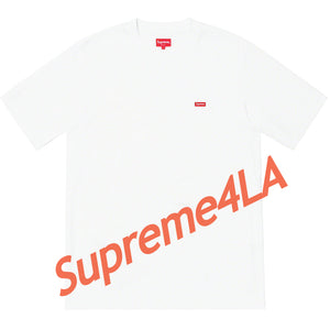 19S/S Small Box Tee White