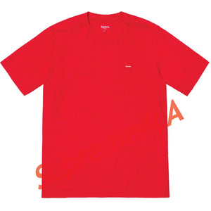19S/S Small Box Tee Red