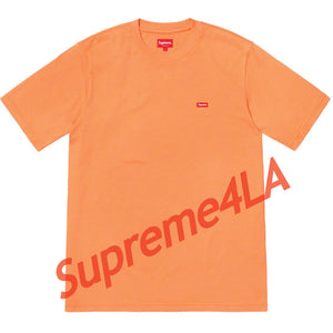 19S/S Small Box Tee Pale Orange