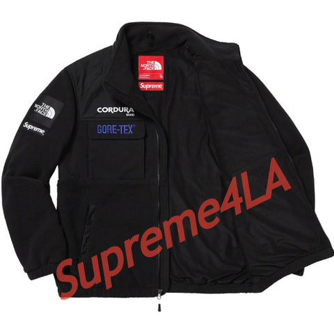 Supreme 18F/W The North Face® Expedition Fleece Black