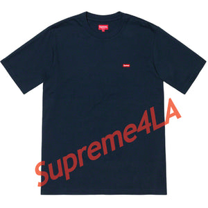 19S/S Small Box Tee Navy