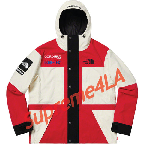 Supreme 18F/W The North Face® Expedition Jacket White