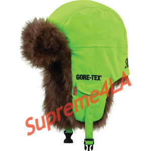 Supreme 18F/W GORE-TEX Taped Seam Trooper Lime