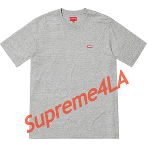 19S/S Small Box Tee Grey