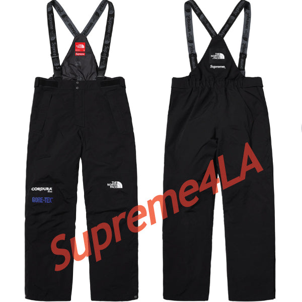 Supreme 18F/W The North Face® Expedition Pant Black