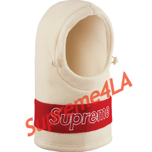 Supreme 18F/W Polartec Balaclava Natural