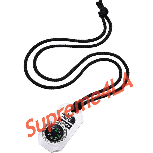 Supreme 18F/W The North Face® Compass Necklace