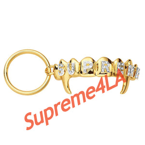 19S/S Fronts Keychain Gold