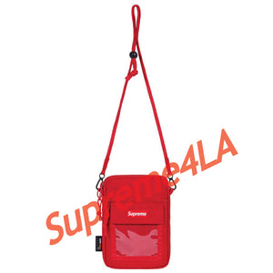 19S/S Utility Pouch Red