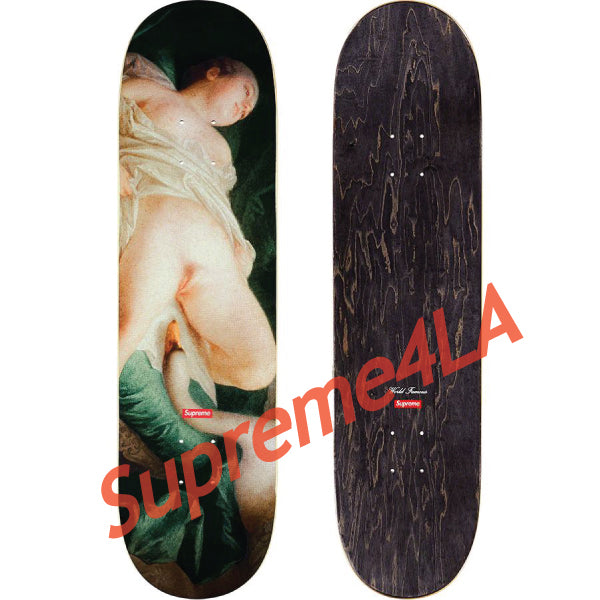 19S/S Leda And The Swan Skateboard