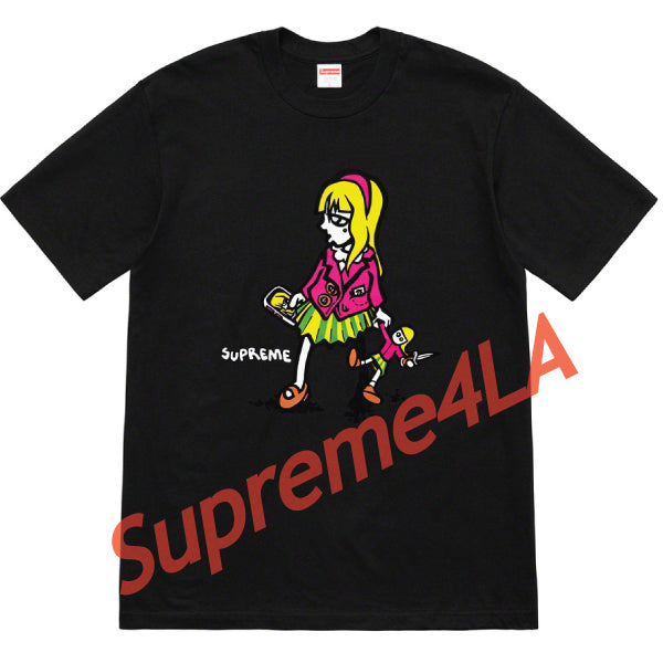 19S/S Suzie Switchblade Tee Black