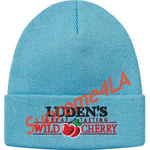 Supreme 18F/W Luden's® Beanie Light Blue