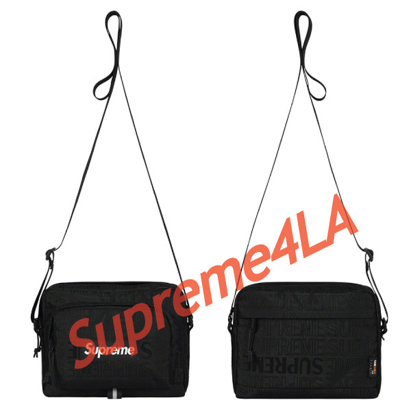19S/S Shoulder Bag Black