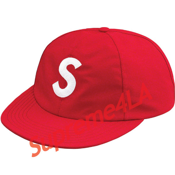 19S/S GORE-TEX S-Logo 6-Panel Red