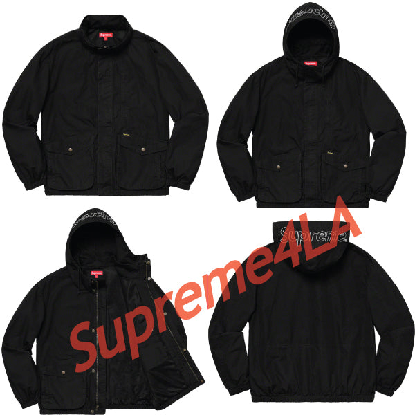 19S/S Highland Jacket Black