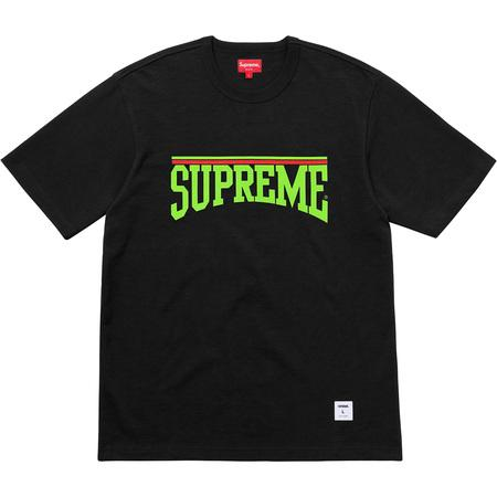 Supreme 18S/S Arch S/S Top Black