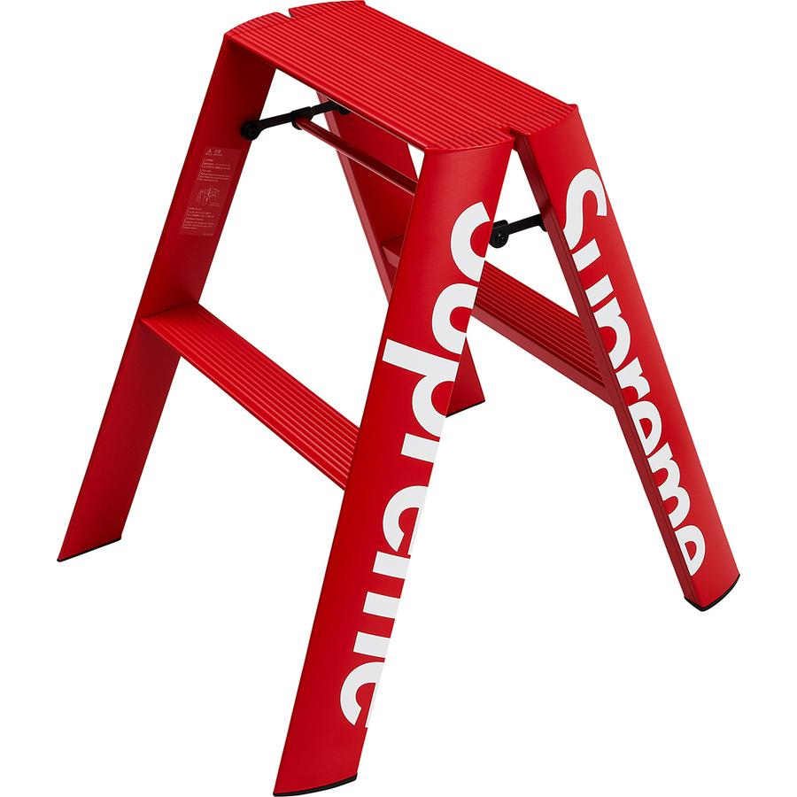 Supreme 18F/W Lucano Step Ladder Red 1000% Authentic