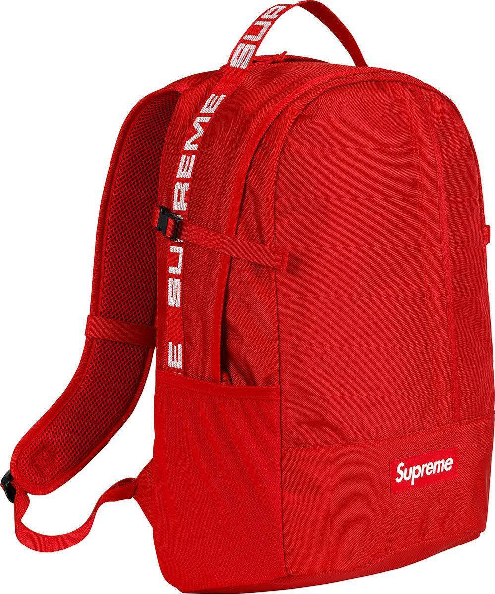 Supreme 18S/S 1050D Cordura Ripstop Backpack 24L Red