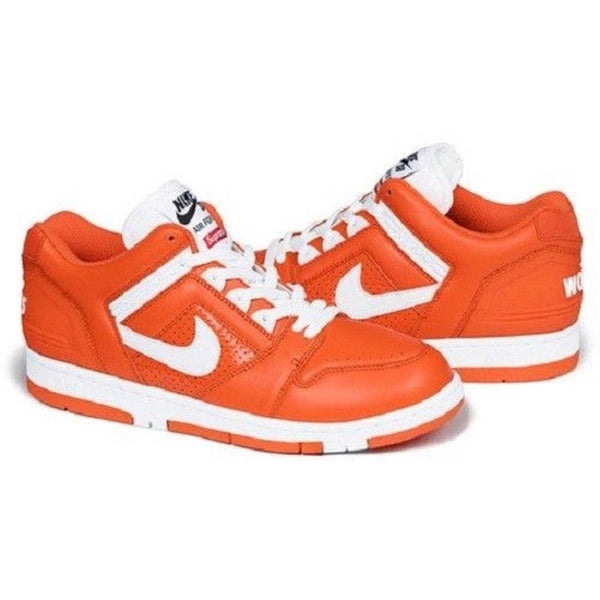 Supreme 17F/W Nike SB Air Force 2 Orange