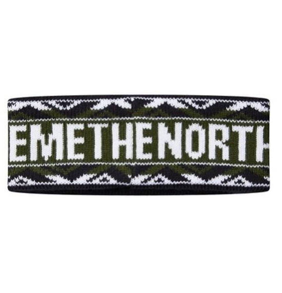 Supreme 17S/S TNF Trans Antarctica Expedition Headband Olive
