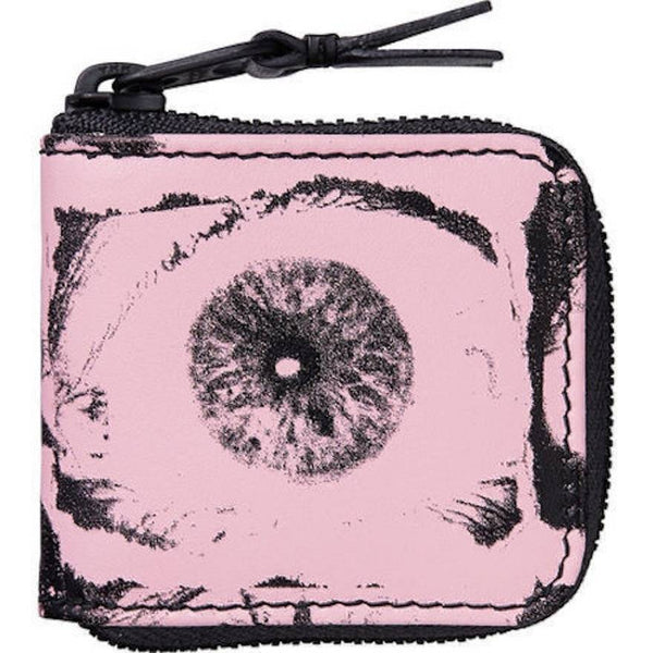 Supreme 17S/S CDG Eyes Coin Pouch Pink
