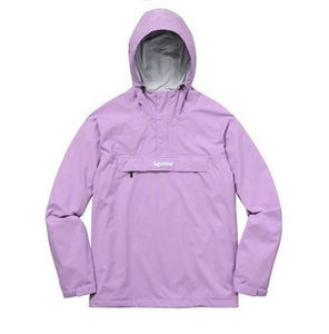 Supreme 17S/S Taped Seam Anorak Jacket Lavender