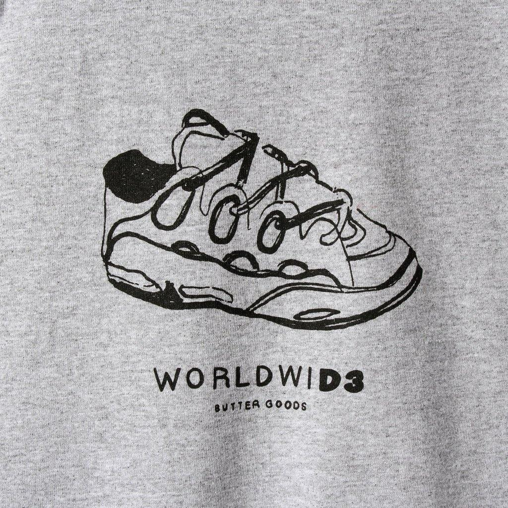 BUTTER GOODS WORLDWIDE TEE