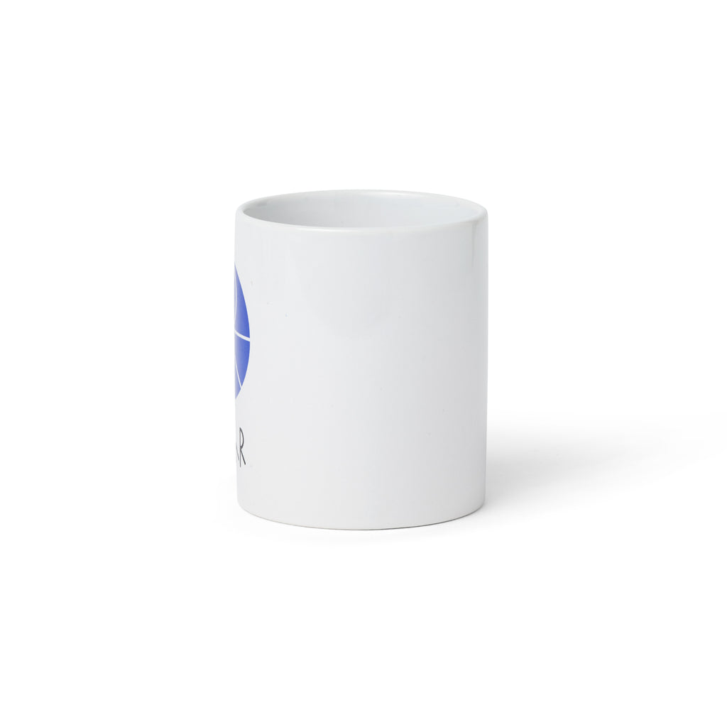 POLAR FILL LOGO MUG