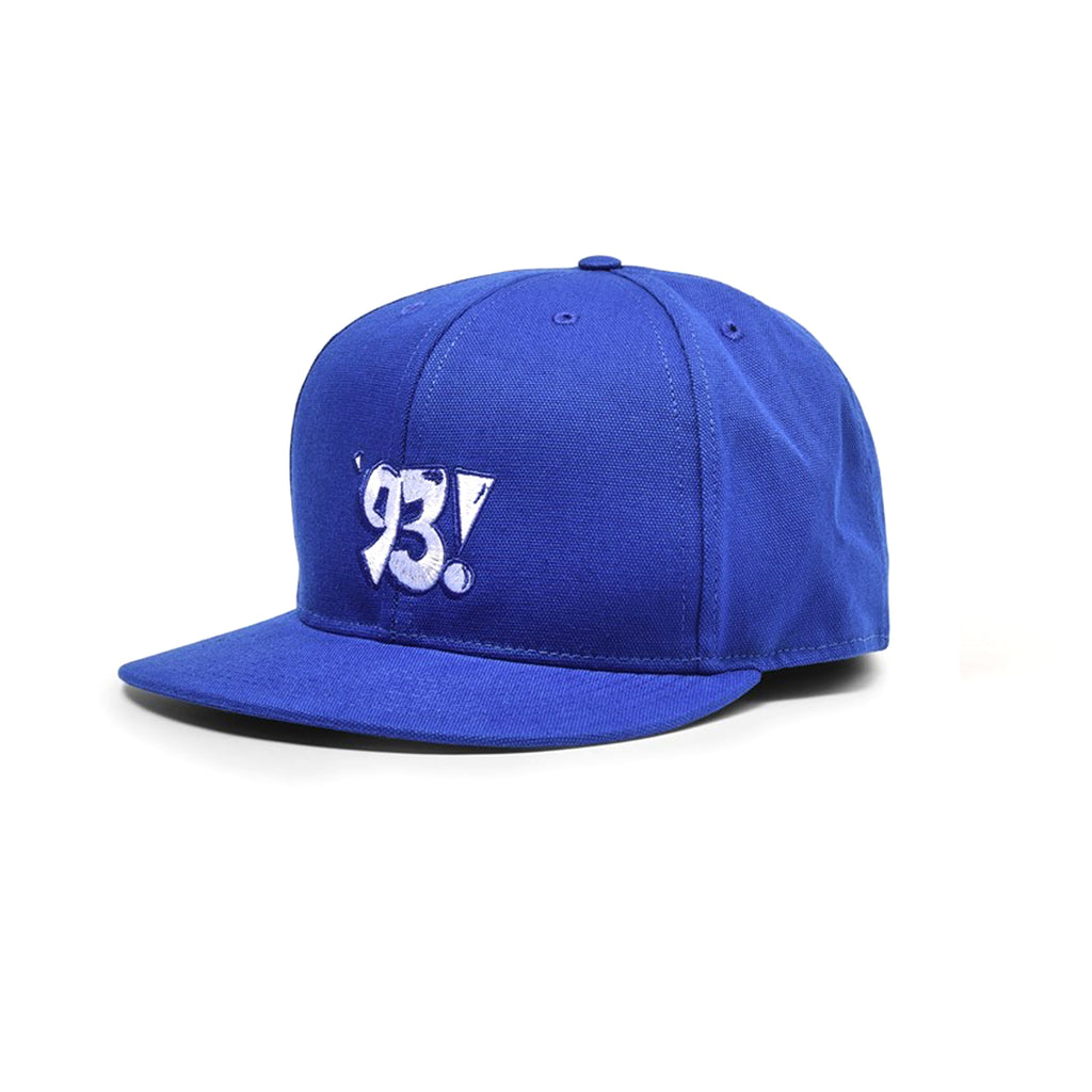 POLAR 93 CAP ROYAL BLUE