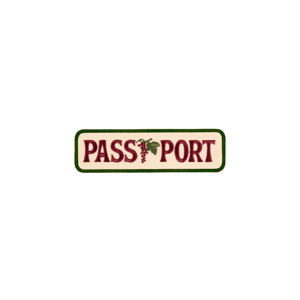 PASS-PORT LIFE OF LEISURE PATCH