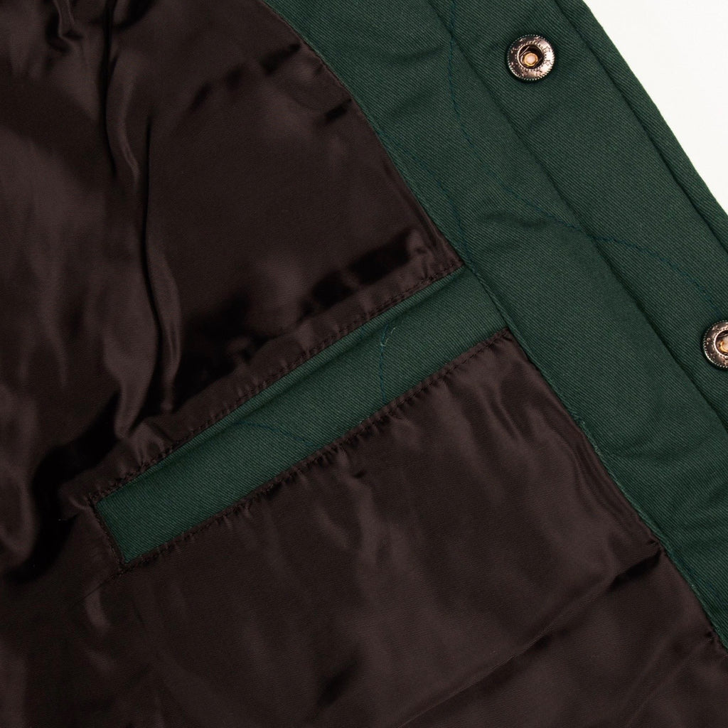 PASS-PORT LATE QUELID JACKET MIDNIGHT