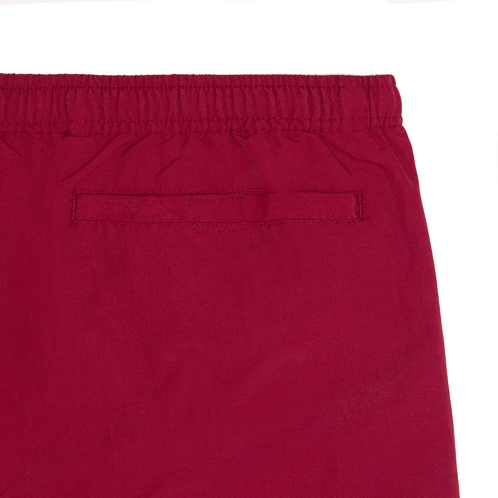 ALLTIMERS PART 3 SHORTS BURGUNDY