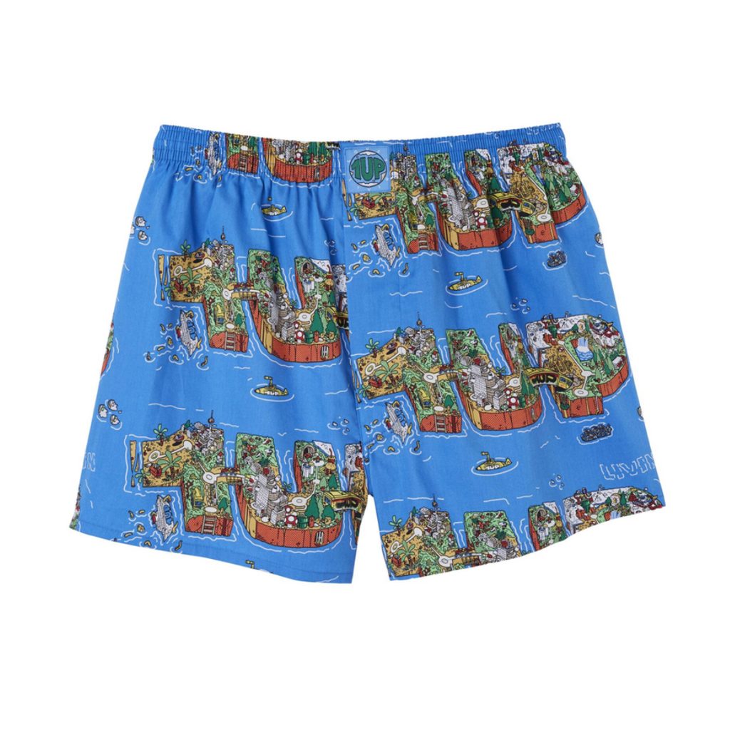 LOUSY LIVIN ONE UP 4 / WORLDPEACE ROYAL BOXERSHORTS