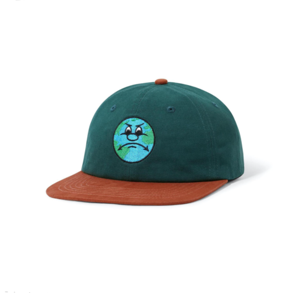 BUTTER GOODS WORLD 6 PANEL FOREST / BURNT ORANGE