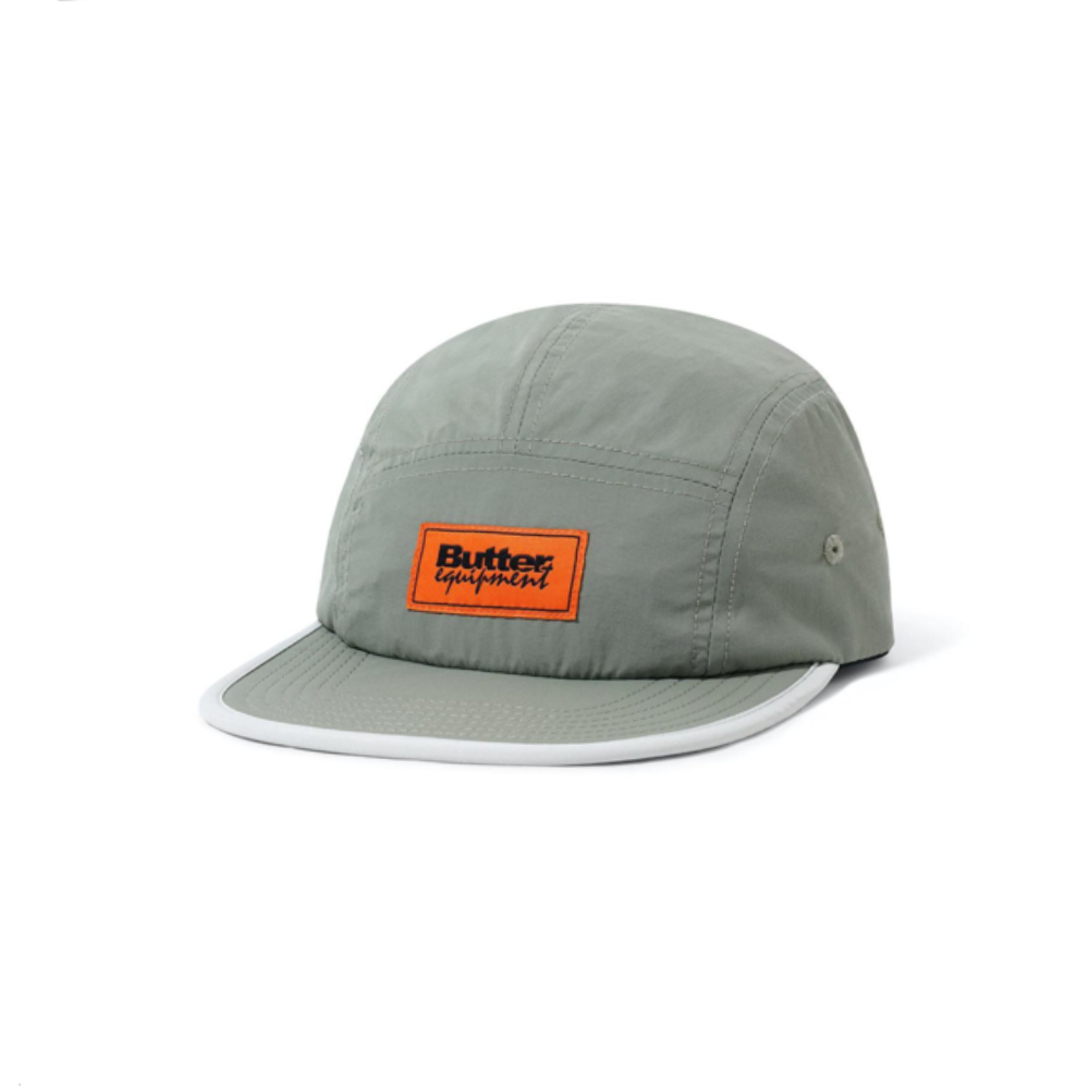 BUTTER GOODS EQUIPMENT 5 PANEL HAT SAGE