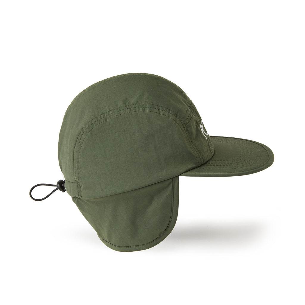 POLAR FLAP CAP ARMY GREEN