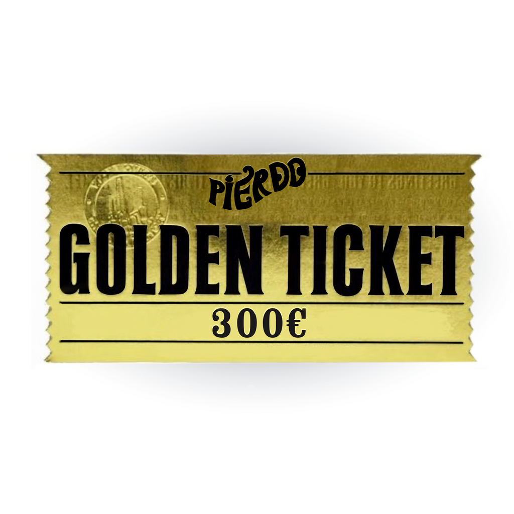PIERDO'S GOLDEN 300€