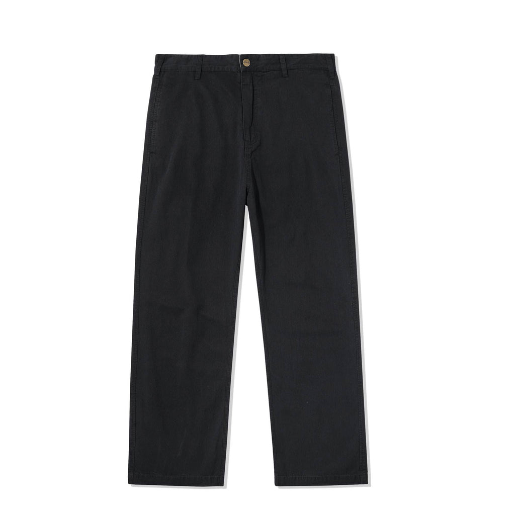 BUTTER GOODS HAZE PANTS BLACK