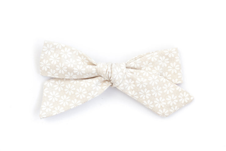 NATURAL DAISY | MAXI Bows for babies, toddlers & kids | Kids Clothing and Accessories | La-Bel