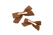 EARTH LINEN | MINI Bows for babies, toddlers & kids | Kids Clothing and Accessories | La-Bel