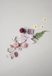 LILAC LINEN | MINI Bows for babies, toddlers & kids | Kids Clothing and Accessories | La-Bel