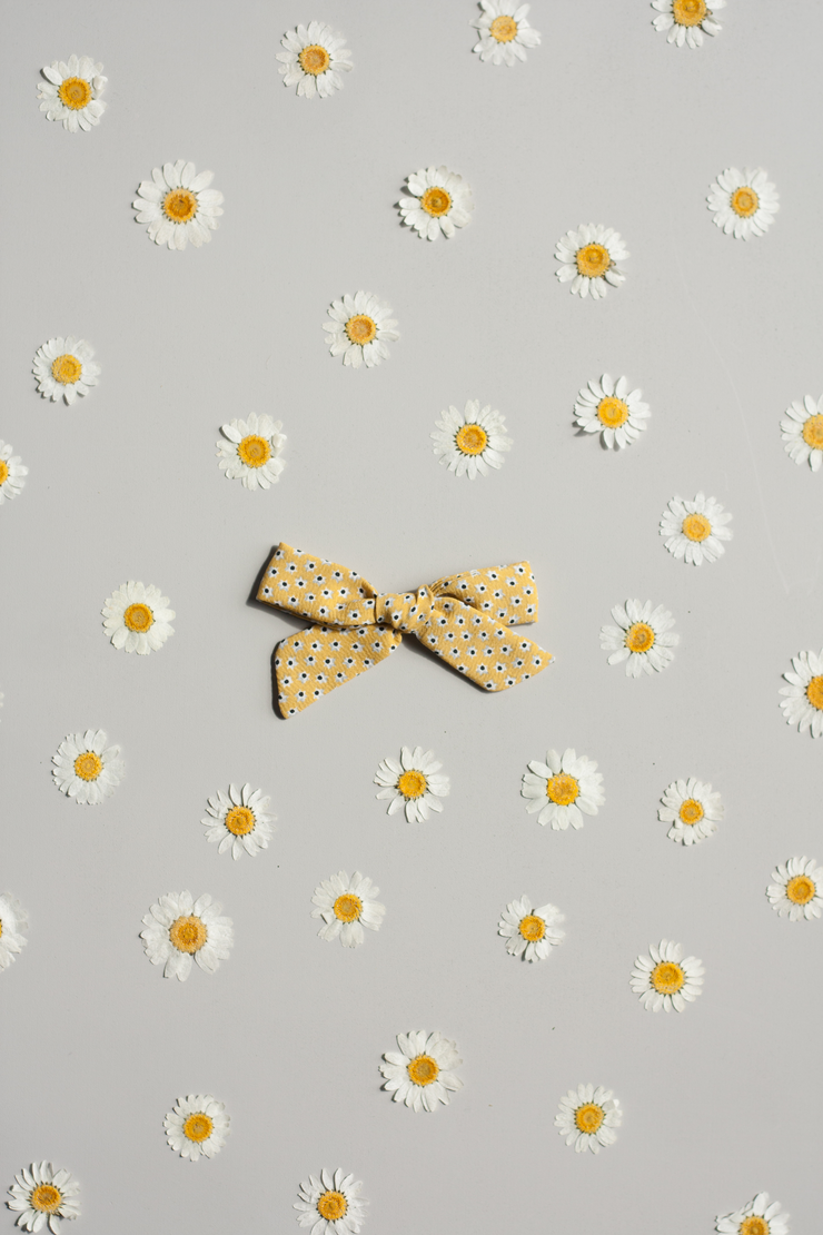 SUNSHINE DAISY | MAXI Bows for babies, toddlers & kids | Kids Clothing and Accessories | La-Bel