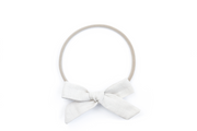 NATURAL LINEN | MAXI Bows for babies, toddlers & kids | Kids Clothing and Accessories | La-Bel
