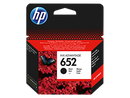 HP 652 Black Original Ink Advantage Cartridge F6V25AE