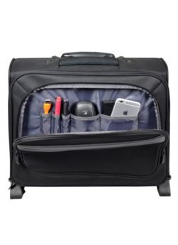 PORT DESIGNS HANOI 15.6′ TROLLEY CASE BLACK - Platinum Selection
